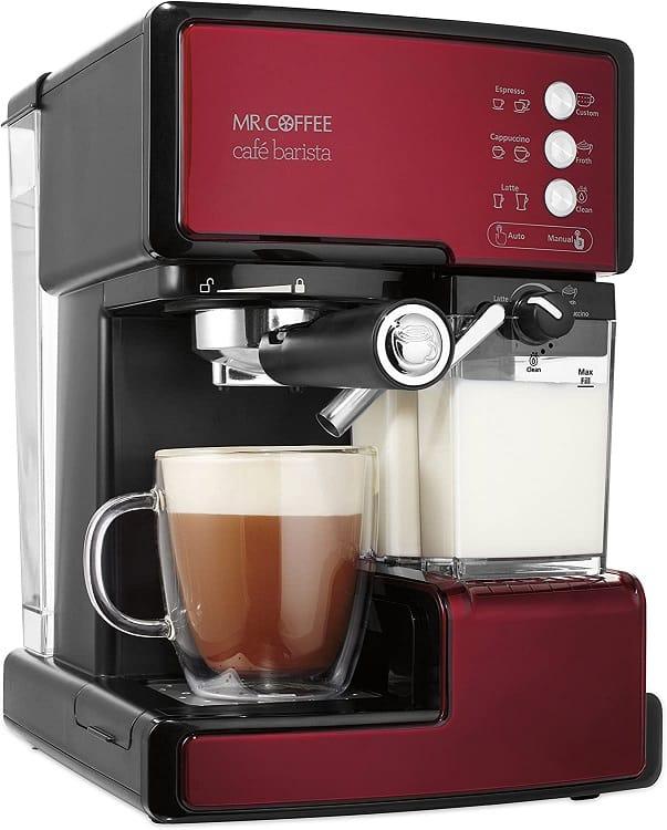 מכונת האספרסו Coffee Cafe Barista