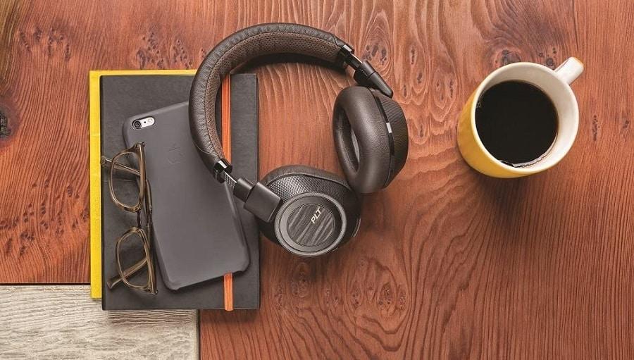 אוזניות אלחוטיות זולות Plantronics Backbeat Pro