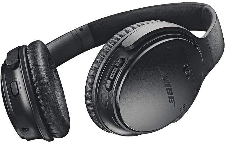 אוזניות אלחוטיות Bose Quiet Comfort 35