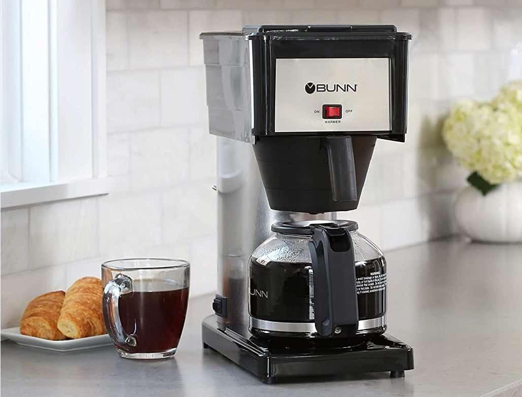 מכונת קפה פילטר Bunn Classic BX