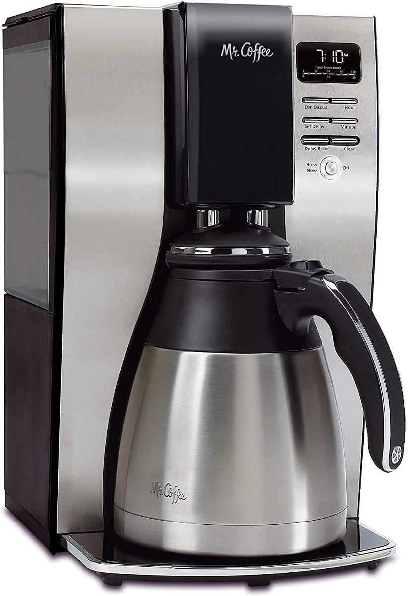 מכונת קפה של מיסטר קופי קטנה וביתית