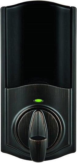 מנעול חכם זול של חברת Kwikset דגם Kevo Convert