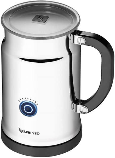 מקציף חלב דגם Aeroccino Plus של חברת נספרסו