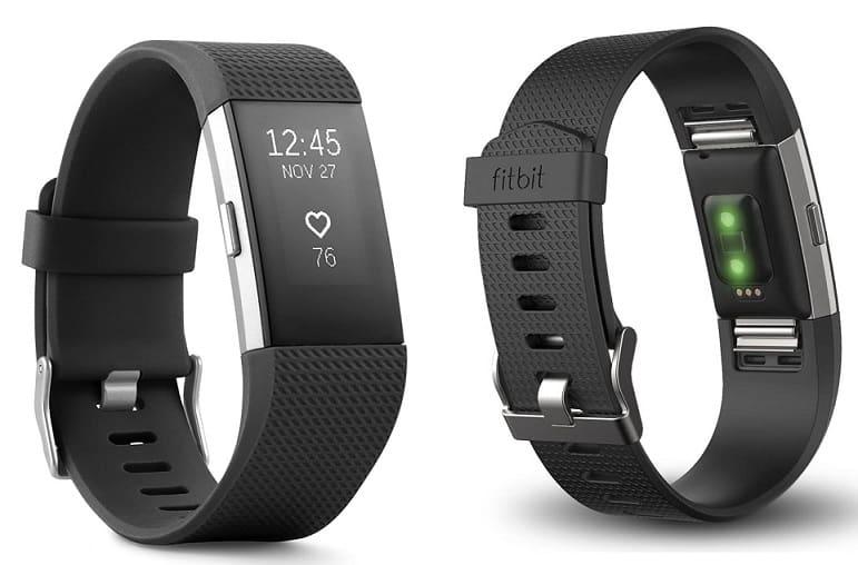 צמיד כושר חכם Fitbit Charge 2