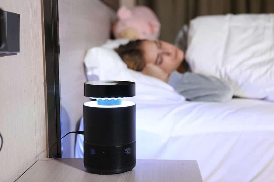 קוטל יתושים לחדר שינה MBOX
