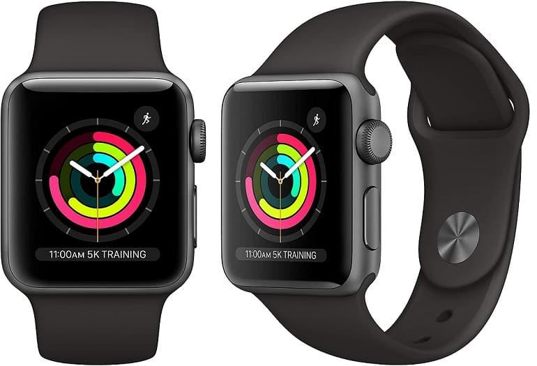 שעון חכם Apple Watch 3 של חברת אפל