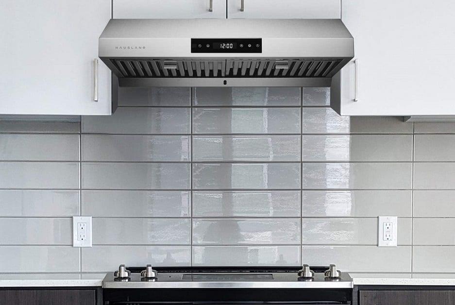 Chef PS18 תלוי מהתקרה במטבח יפה