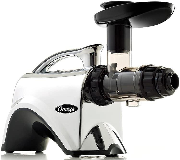 מסחטת מיצים סליל דגם NC900HDC של חברת Omega