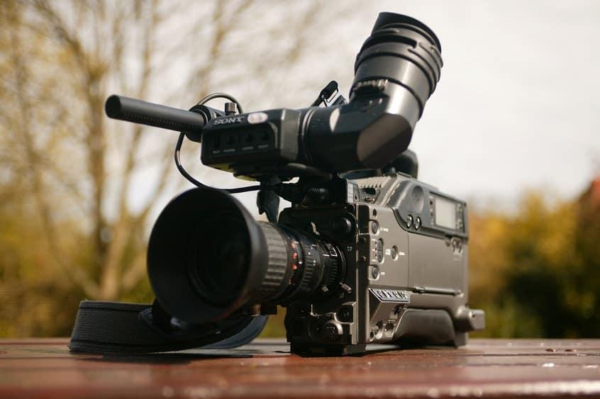 מצלמות וידאו