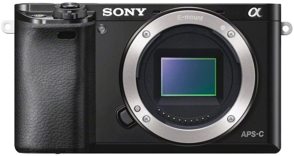 מצלמת סוני אלפא 6000