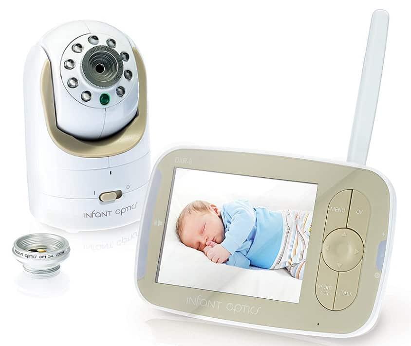 מוניטור לתינוק דגם DXR-8 של חברת Infant Optics