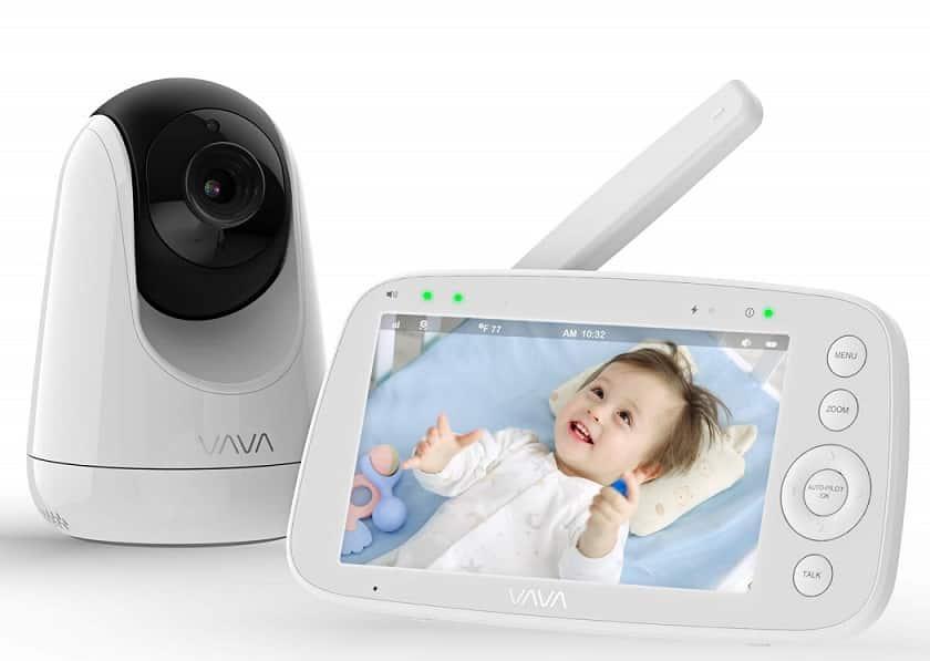 מוניטור לתינוק עם מסך גדול של חברת Vava