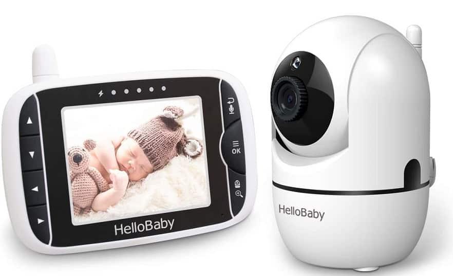 מוניטור לתינוק של חברת Hello Baby
