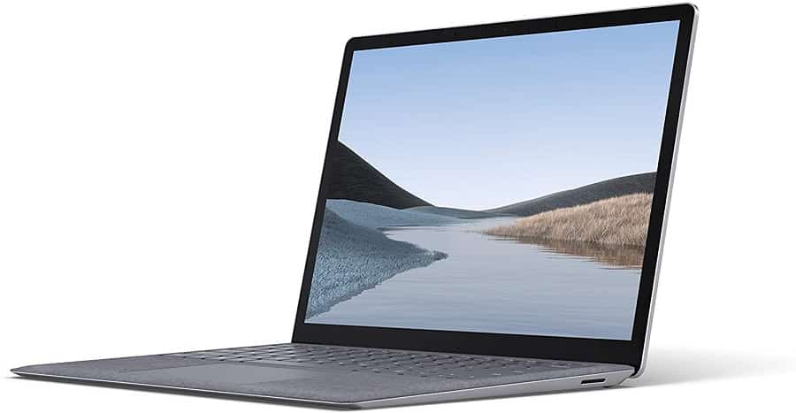 מחשב נייד דק Microsoft Surface Laptop 3