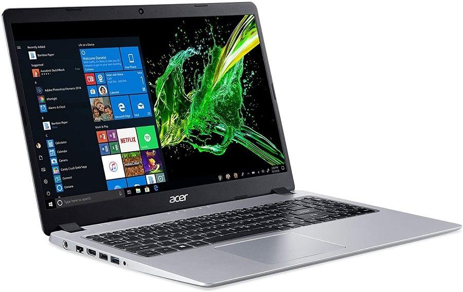 מחשב נייד זול Acer Aspire 5