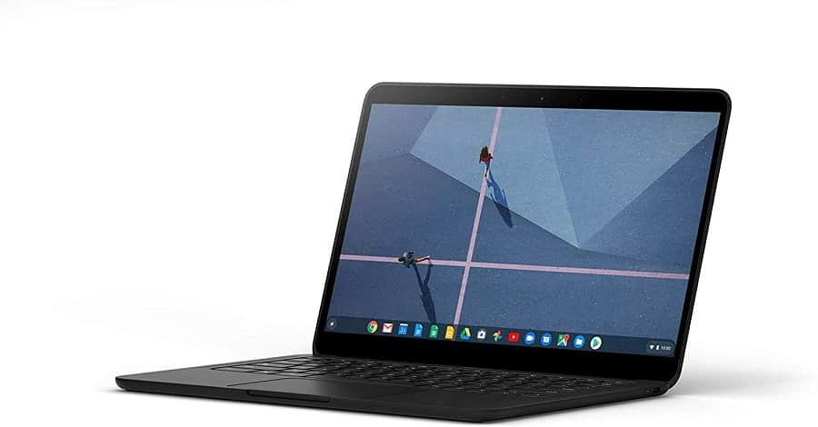 מחשב נייד כרומבוק של גוגל Google Pixelbook Go M3