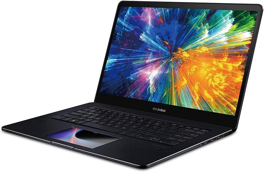 מחשב נייד למתכנתים ASUS ZenBook Pro 15