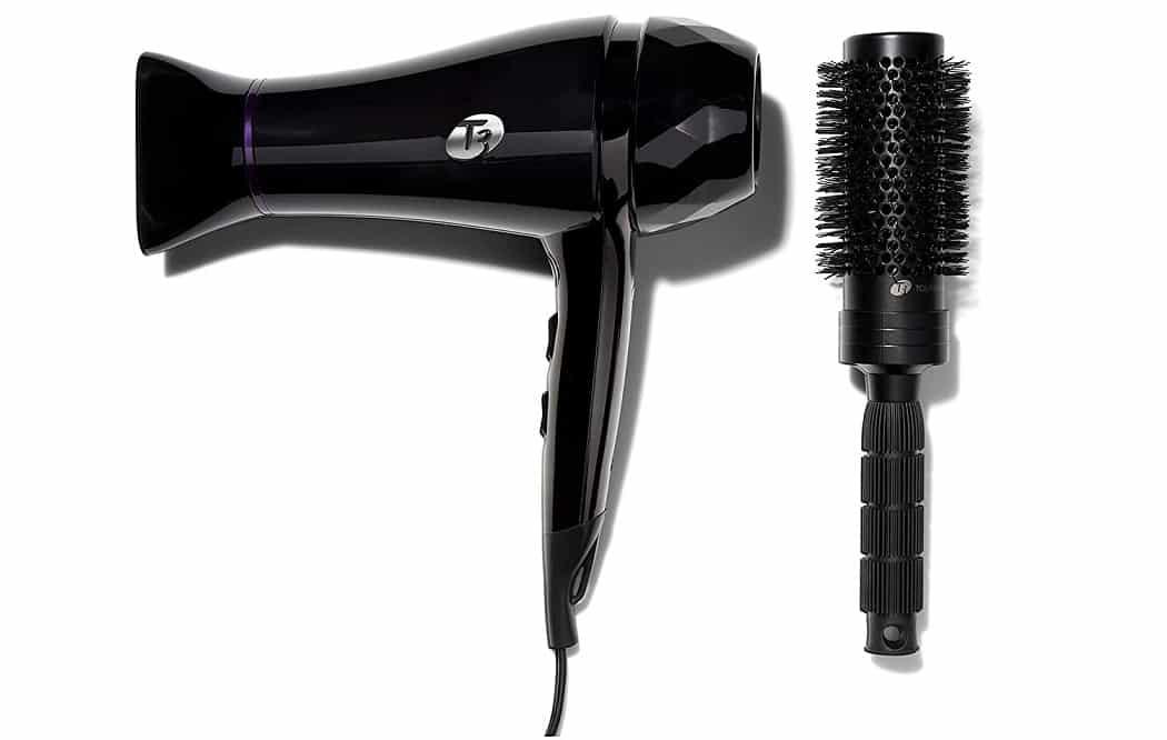 מייבש שיער קל דגם Luxe 2I של חברת T3