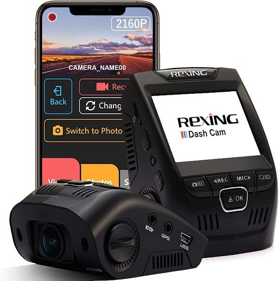 מצלמה לרכב Rexing V1
