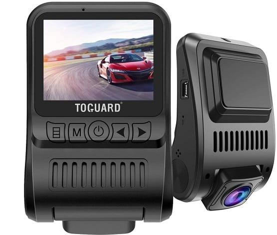 מצלמה מומלצת לרכב של חברת Toguard