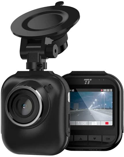מצלמת דשבורד של חברת TaoTonics