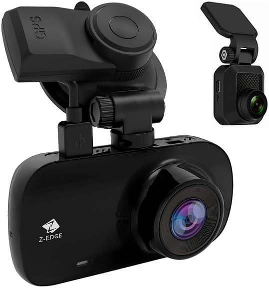 מצלמת לאוטו דגם Z3D של חברת Z-Edge