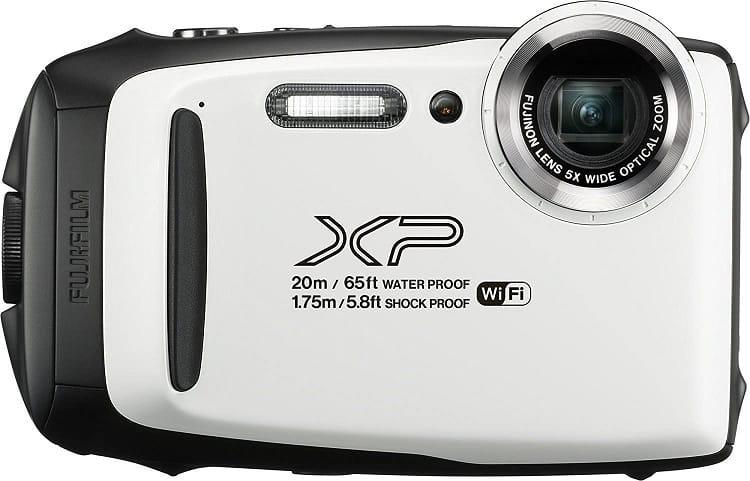 מצלמת מים FinePix XP130 של חברת Fujifilm