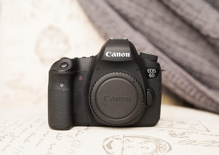 מצלמת קנון EOS 6D