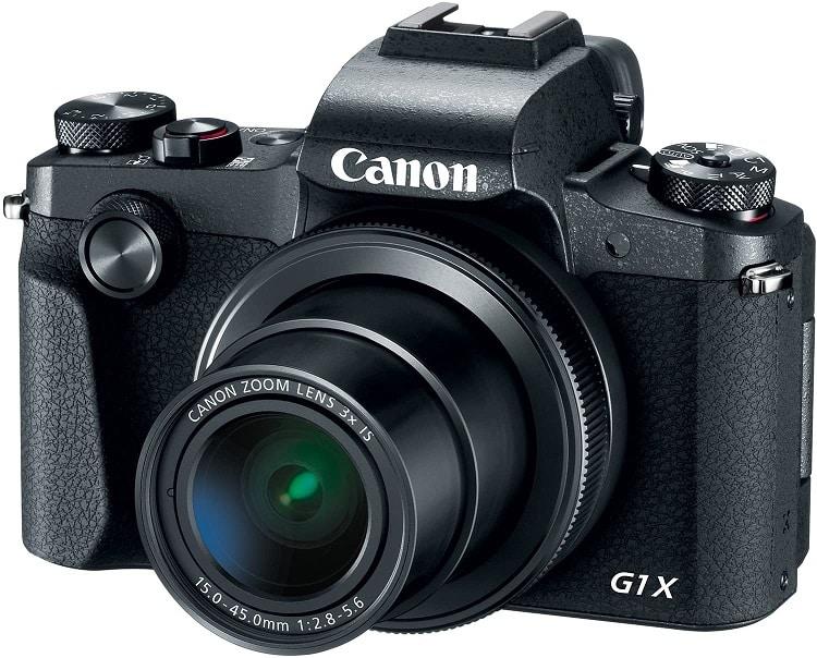 מצלמת קנון PowerShot G1 X Mark III