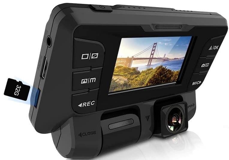 מצלמת רכב ITrue X3