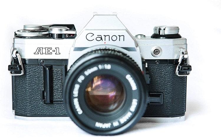 מצלמת Canon AE-1