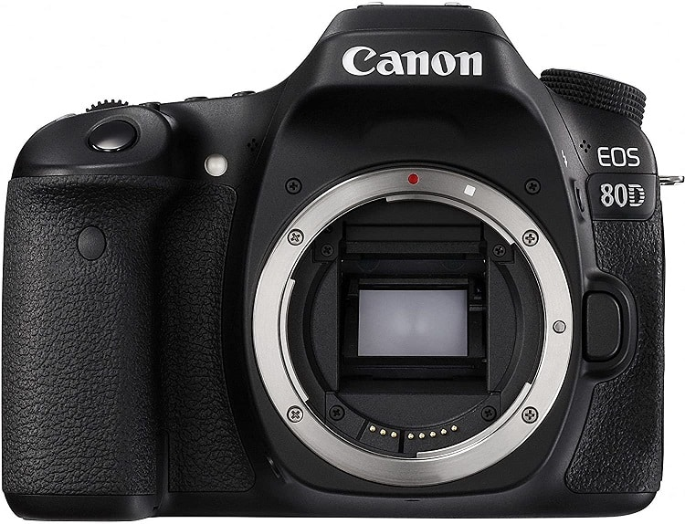 מצלמת Canon EOS 80D