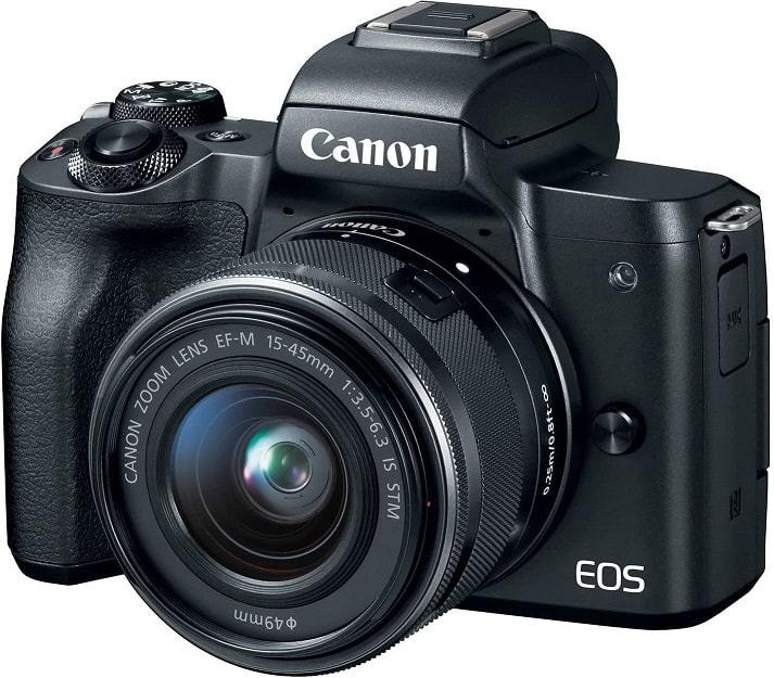 מצלמת Canon EOS M50