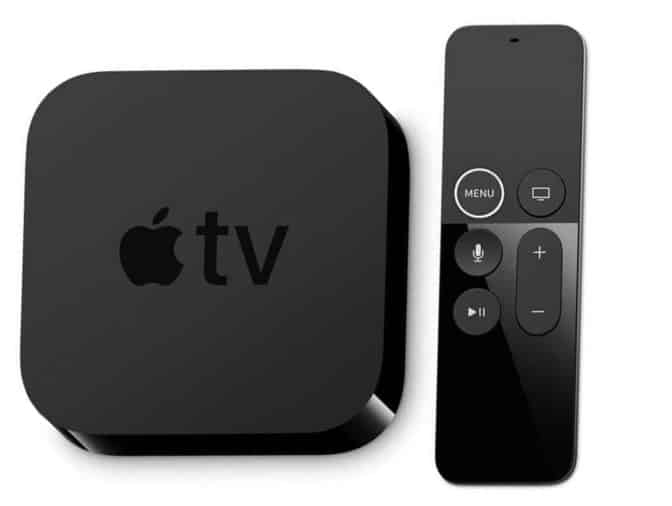 סטרימר Apple TV 4K