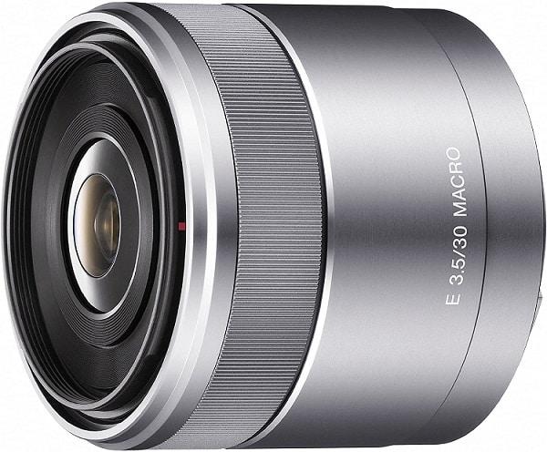 עדשת מאקרו למצלמה Sony A6000
