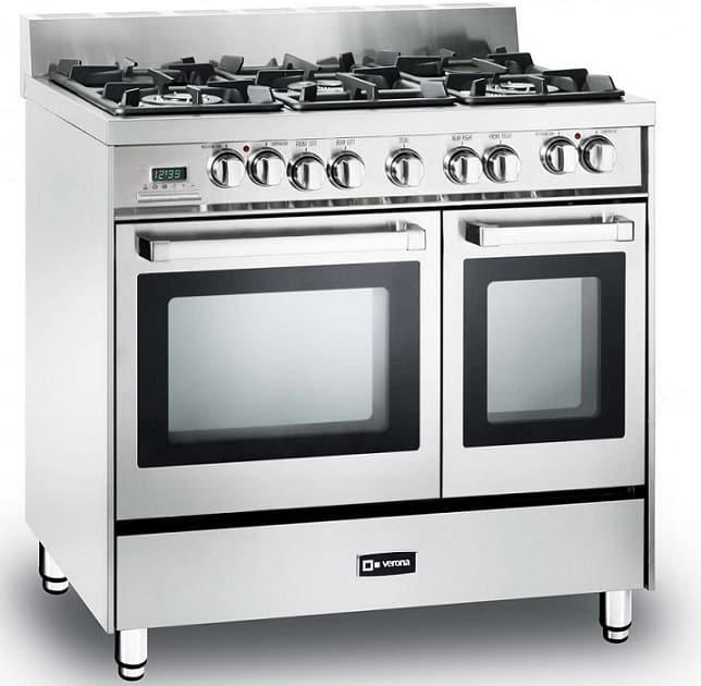תנור משולב דגם VEFSGE365NDSS של חברת Verona