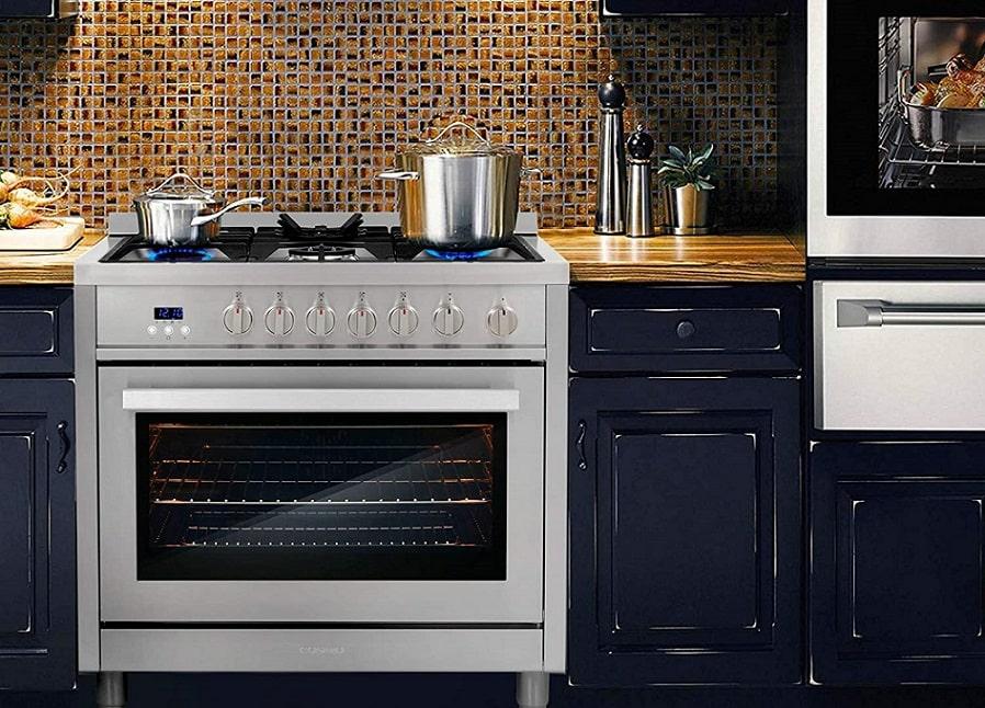 תנור משולב Cosmo COS-965AGFC