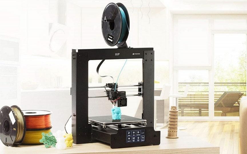 מדפסת תלת מימד Monoprice Maker Select Plus