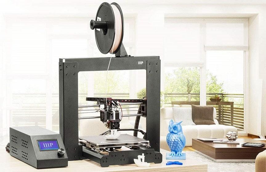 מדפסת תלת מימד Monoprice Maker Select V2