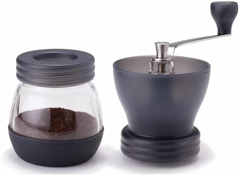 מטחנת קפה ידנית מותג Hario דגם Skerton