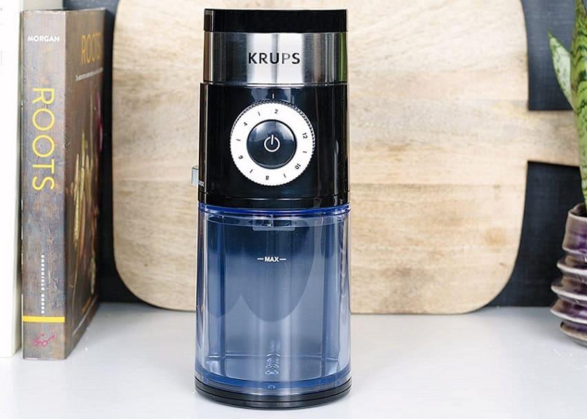 מטחנת קפה עם דסקיות Krups GX5000