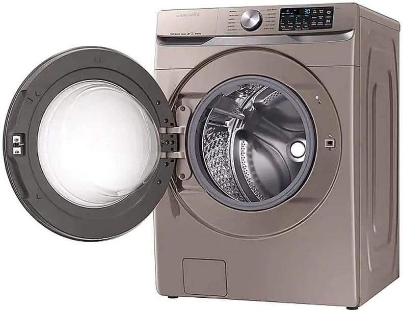 מכונת כביסה דגם WF45R6100AC של חברת Samsung