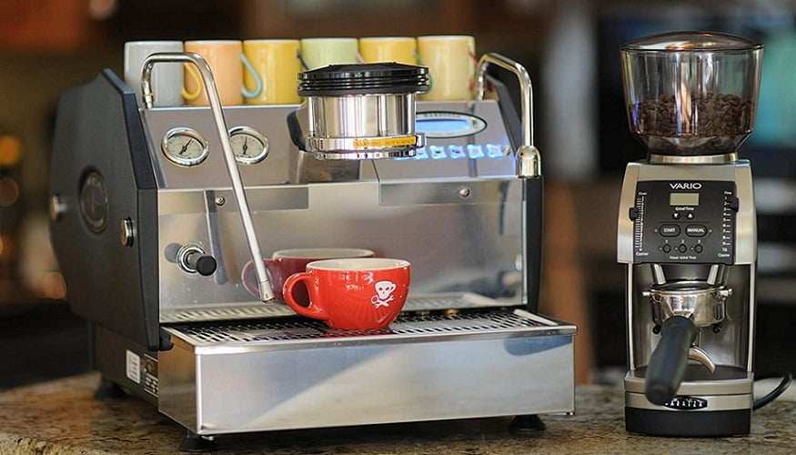 מכשיר לטחינה של קפה Baratza Vario