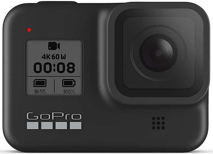 מצלמת GoPro HERO 8 BLACK