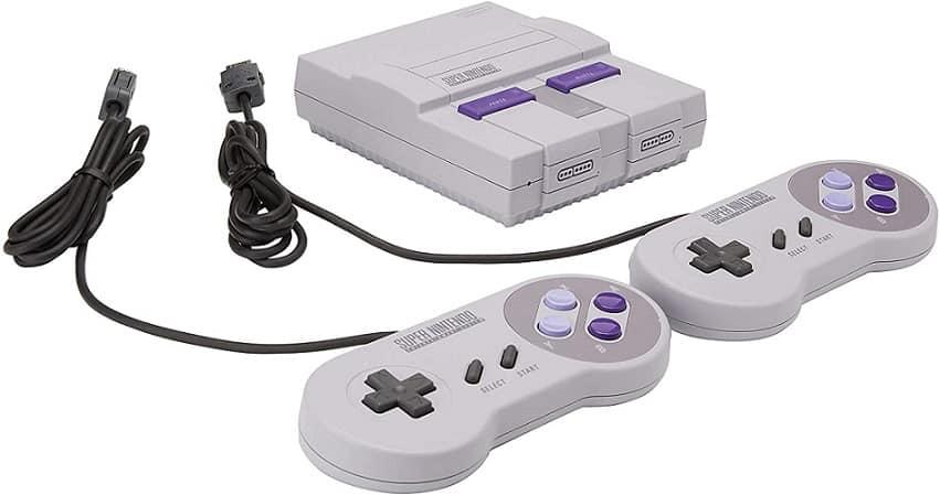 קונסולת משחקים SNES Classic