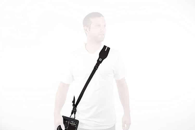 רצועה למצלמת DSLR של Custom SLR