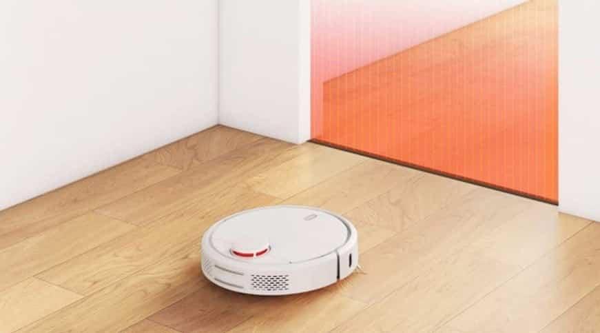 שואב רובוטי של שיאומי מנקה רצפת פרקט