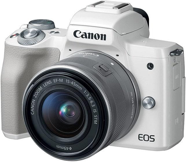 מצלמה לטיוליםCanon EOS M50