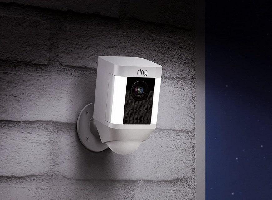 מצלמת אבטחה Ring Security