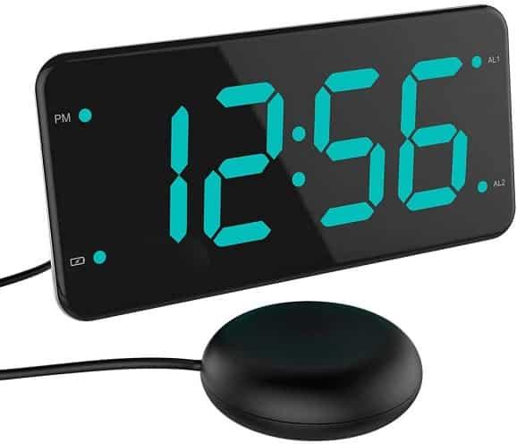 שעון דיגיטלי של חברת Lielongren